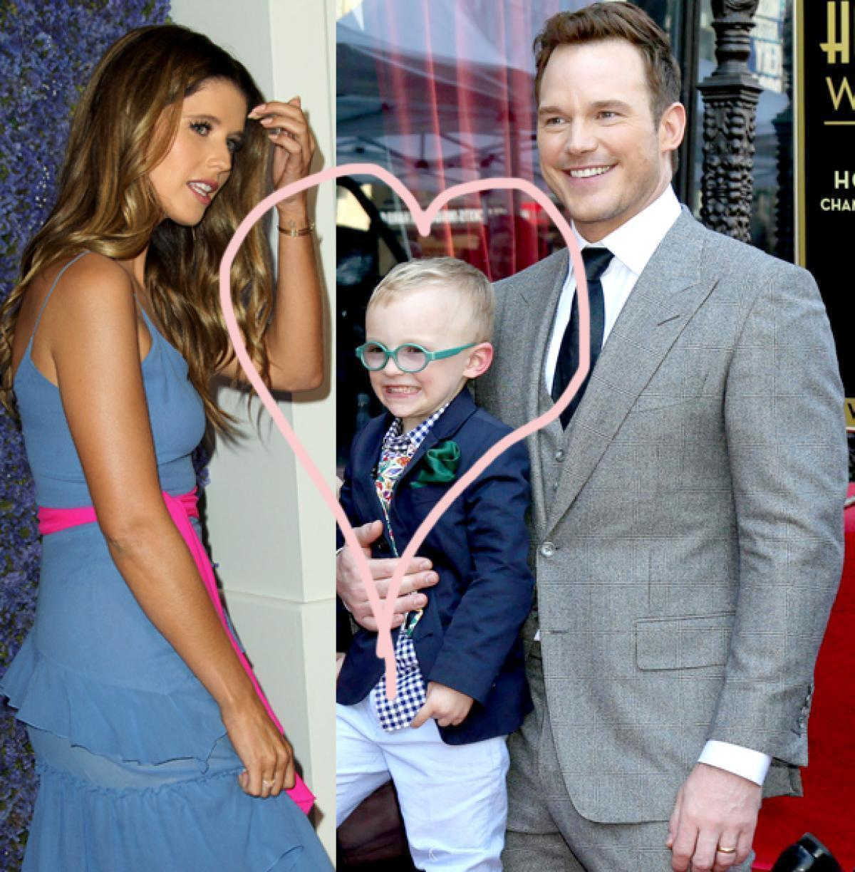 Chris Pratt's Son Jack Was A 'Big Part' Of Romance With Katherine Schwarzenegger!