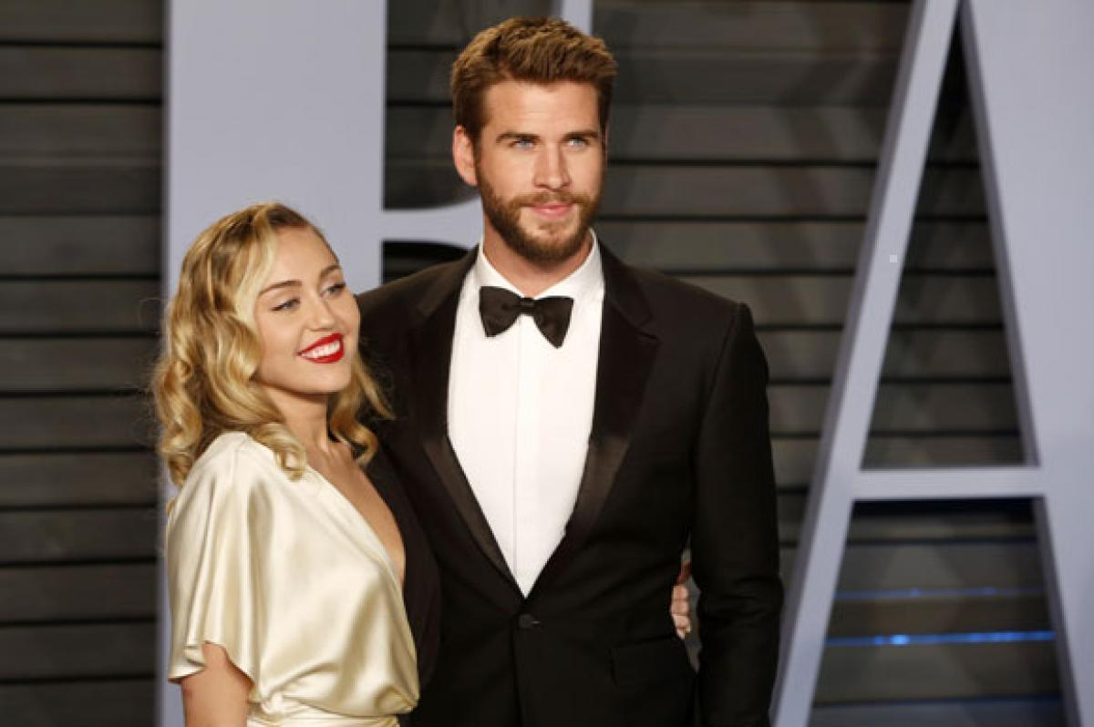 Liam Hemsworth is 'loving' married life