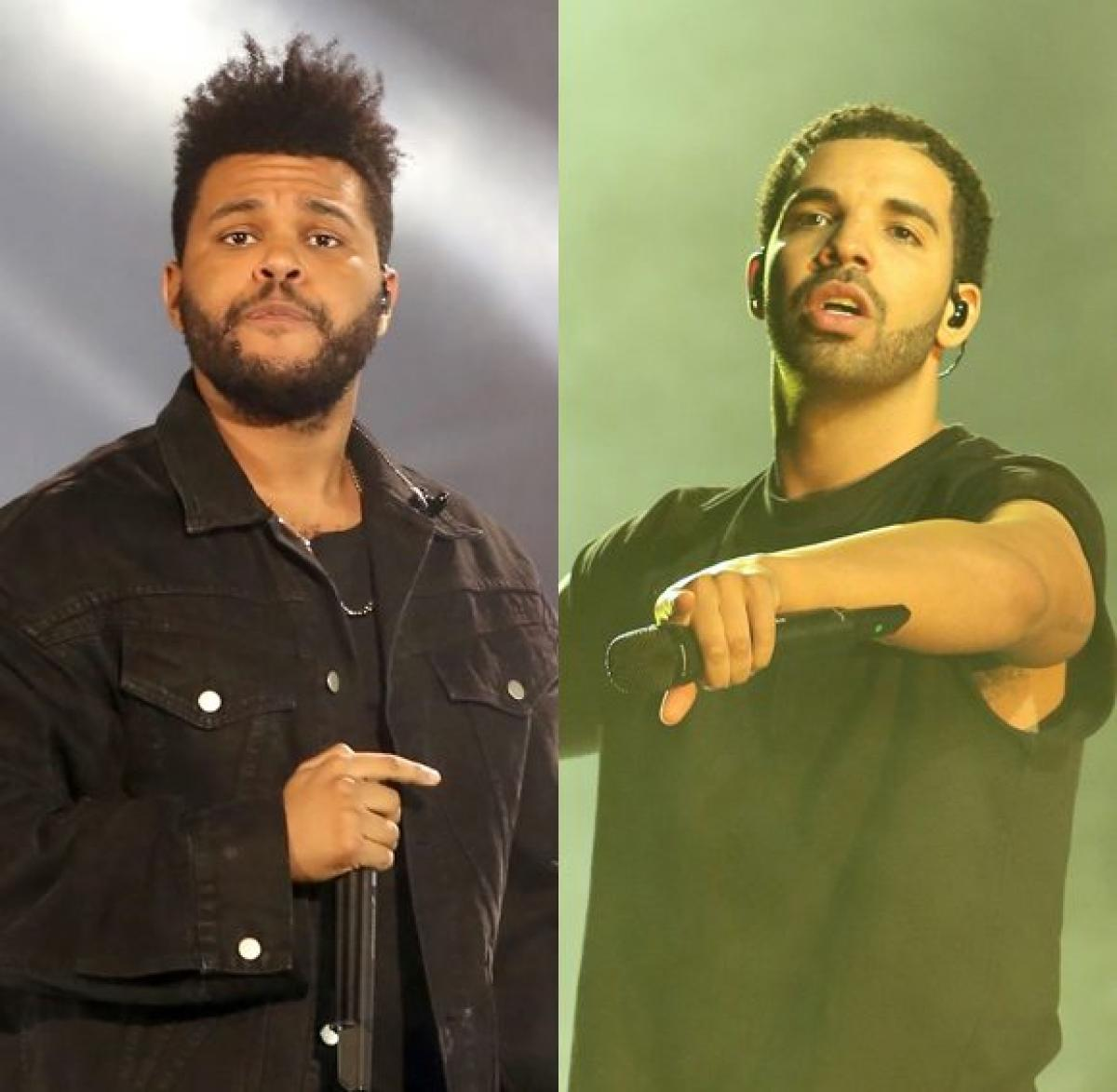 The Weeknd returns in Gesaffelstein's