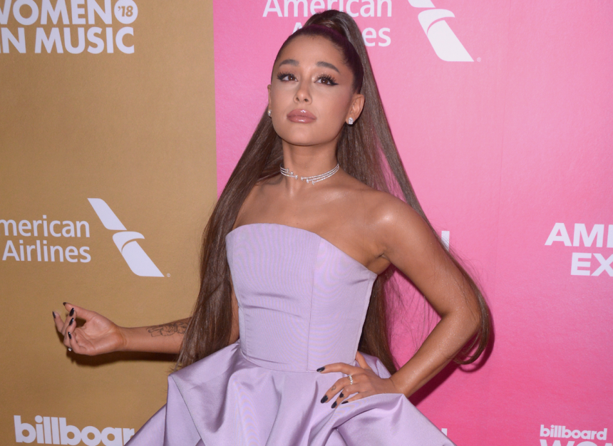 Ariana Grande sued over God Is a Woman music video