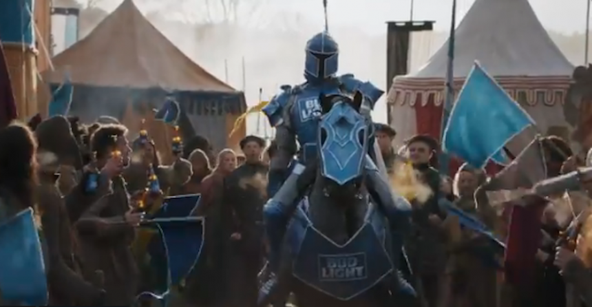 Watch 'Game of Thrones' Crash Bud Light's Super Bowl Ad
