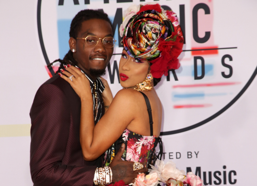 Cardi B and Offset Are Back Together...Conditionally