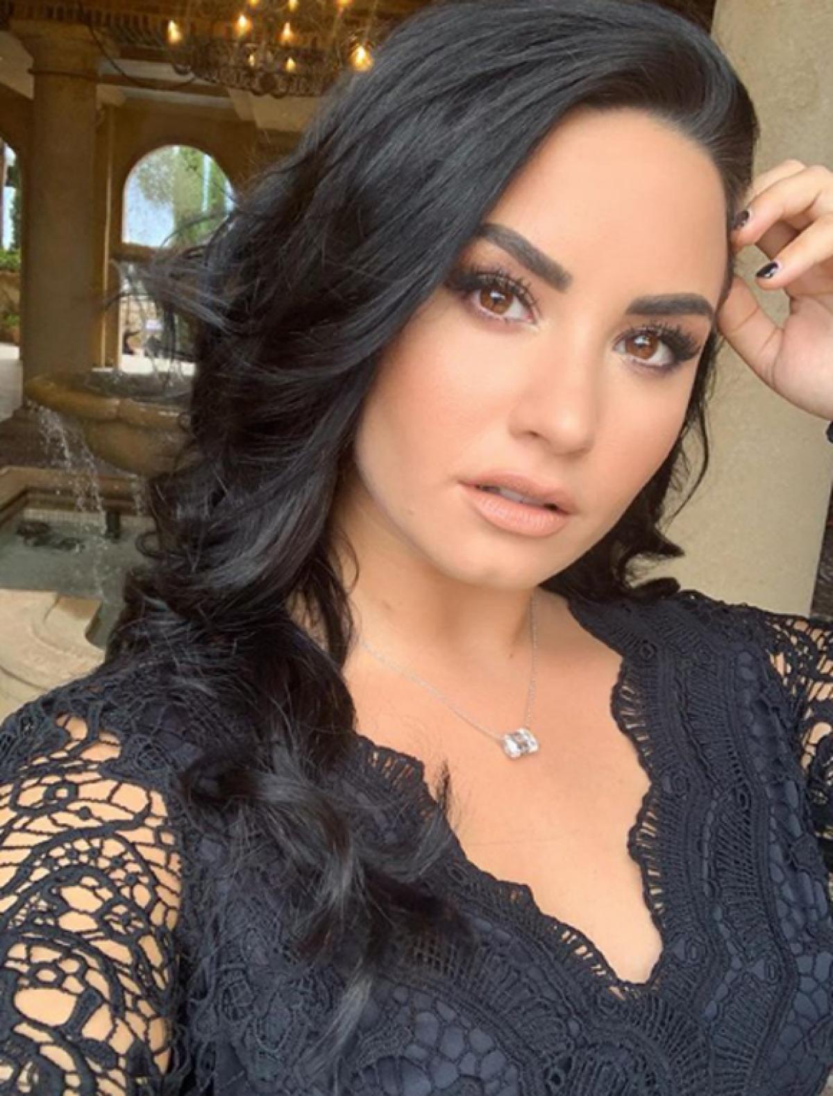 Report: Demi Lovato 'Secretly' Recording 'In The Studio ...