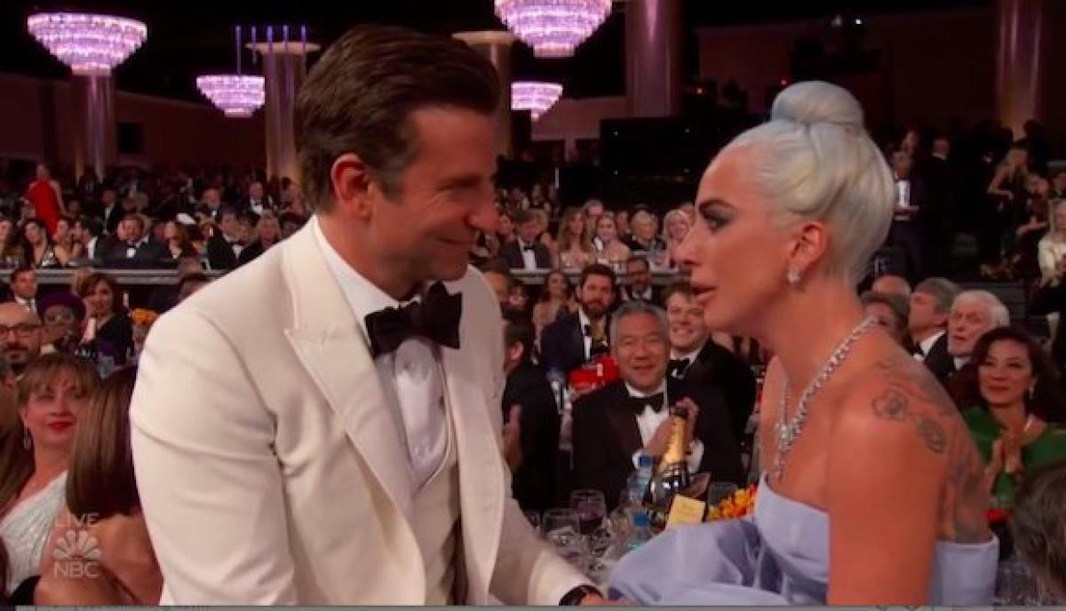 Lady Gaga wins second Golden Globe award in her career