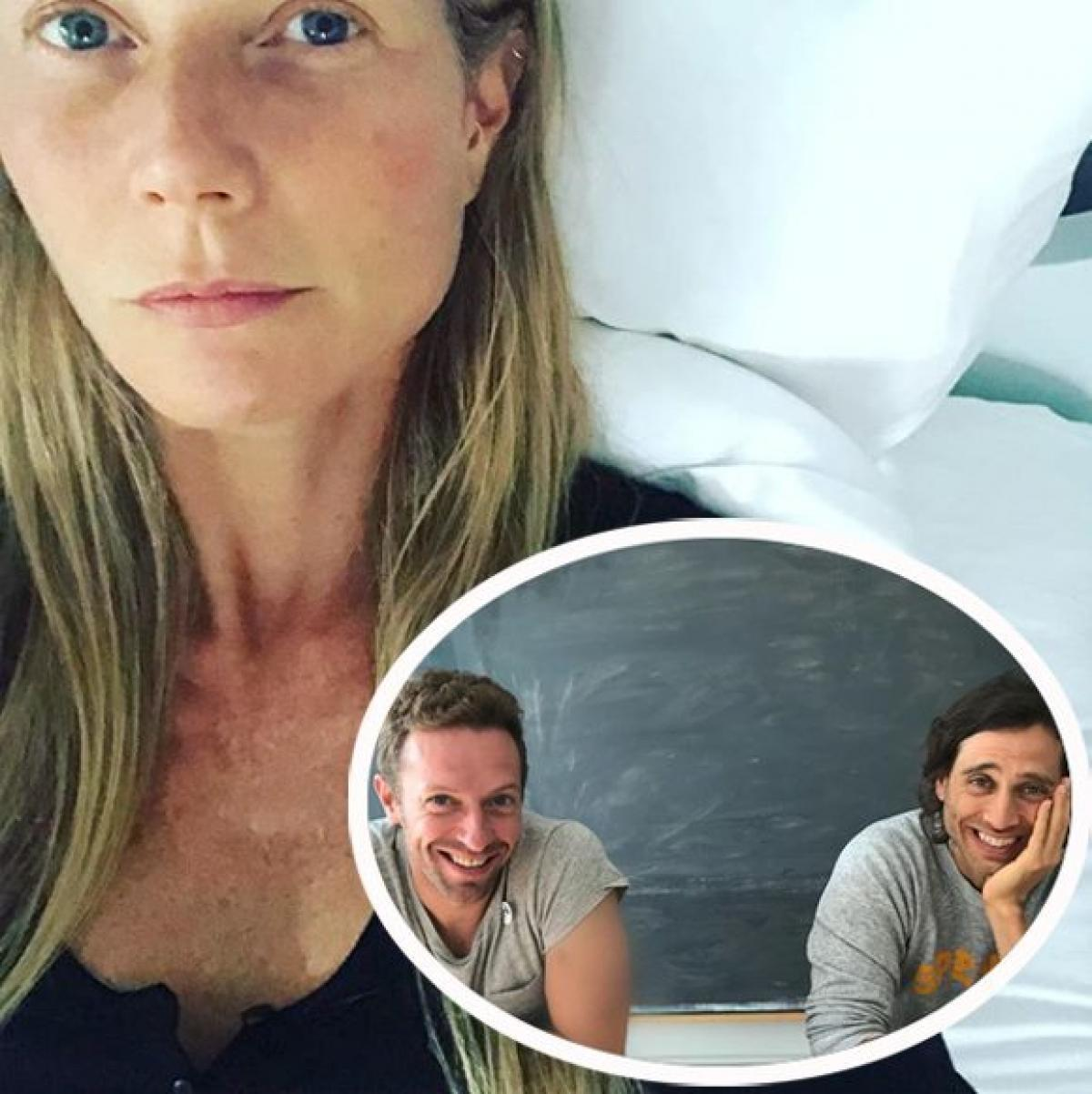 Gwyneth Paltrow Says She & Ex Chris Martin Were 'Meant To Be Together & Have Our Kids'