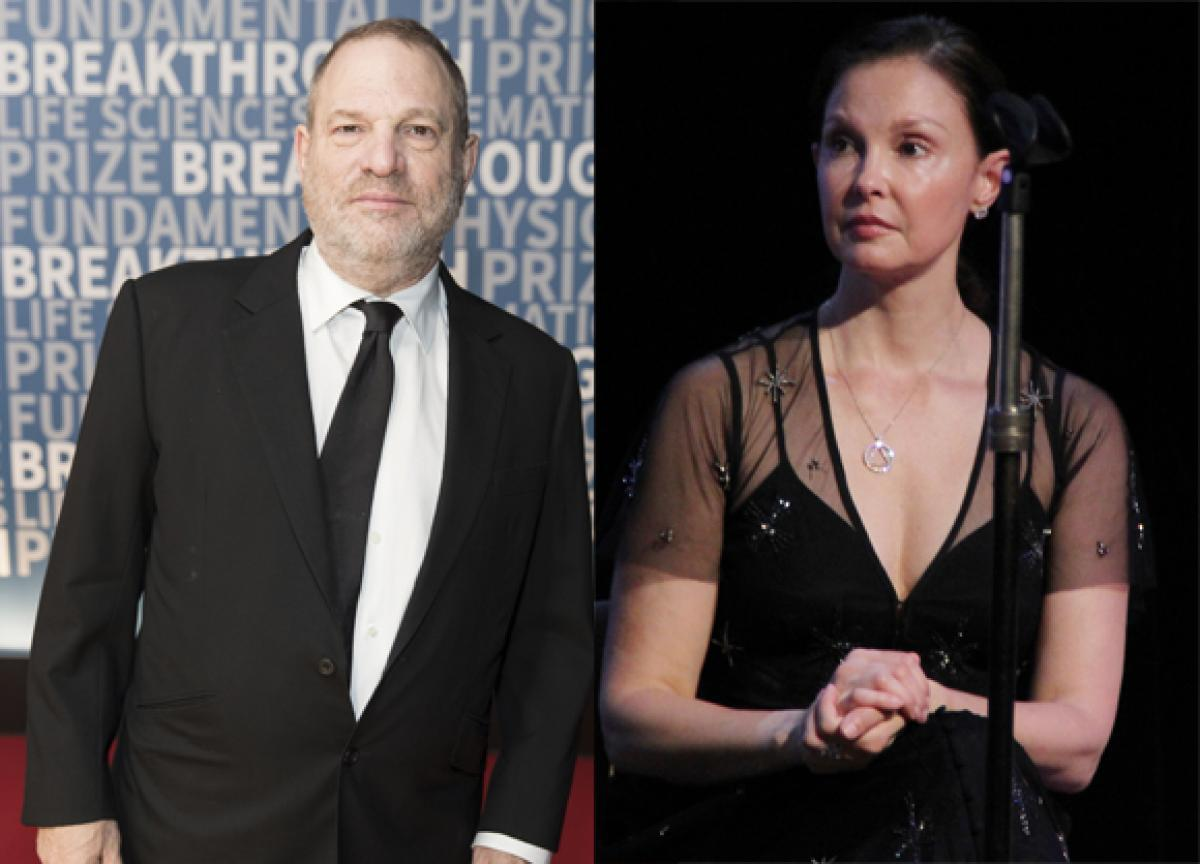 U.S. judge dismisses Ashley Judd's sexual harassment claim against Harvey Weinstein
