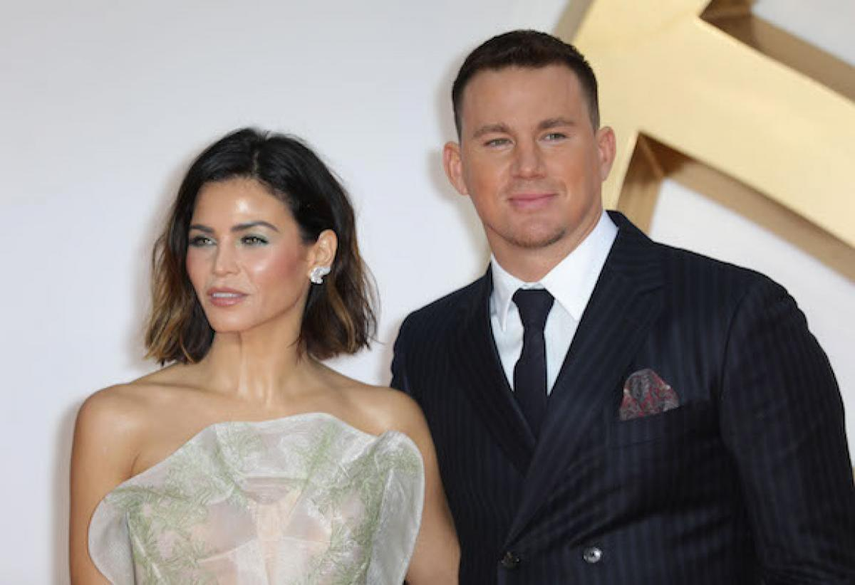 Jenna Dewan & Channing Tatum Take a Big Step in Settling Their Divorce