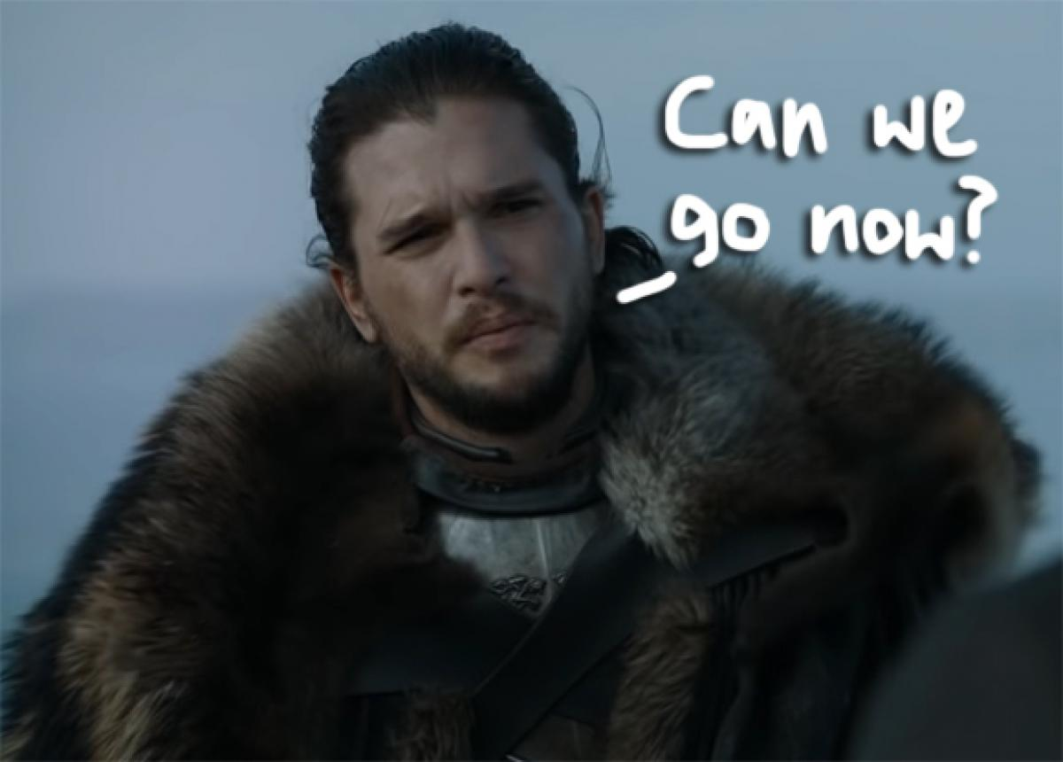Kit Harington's Game of Thrones Audition Predicted His Future