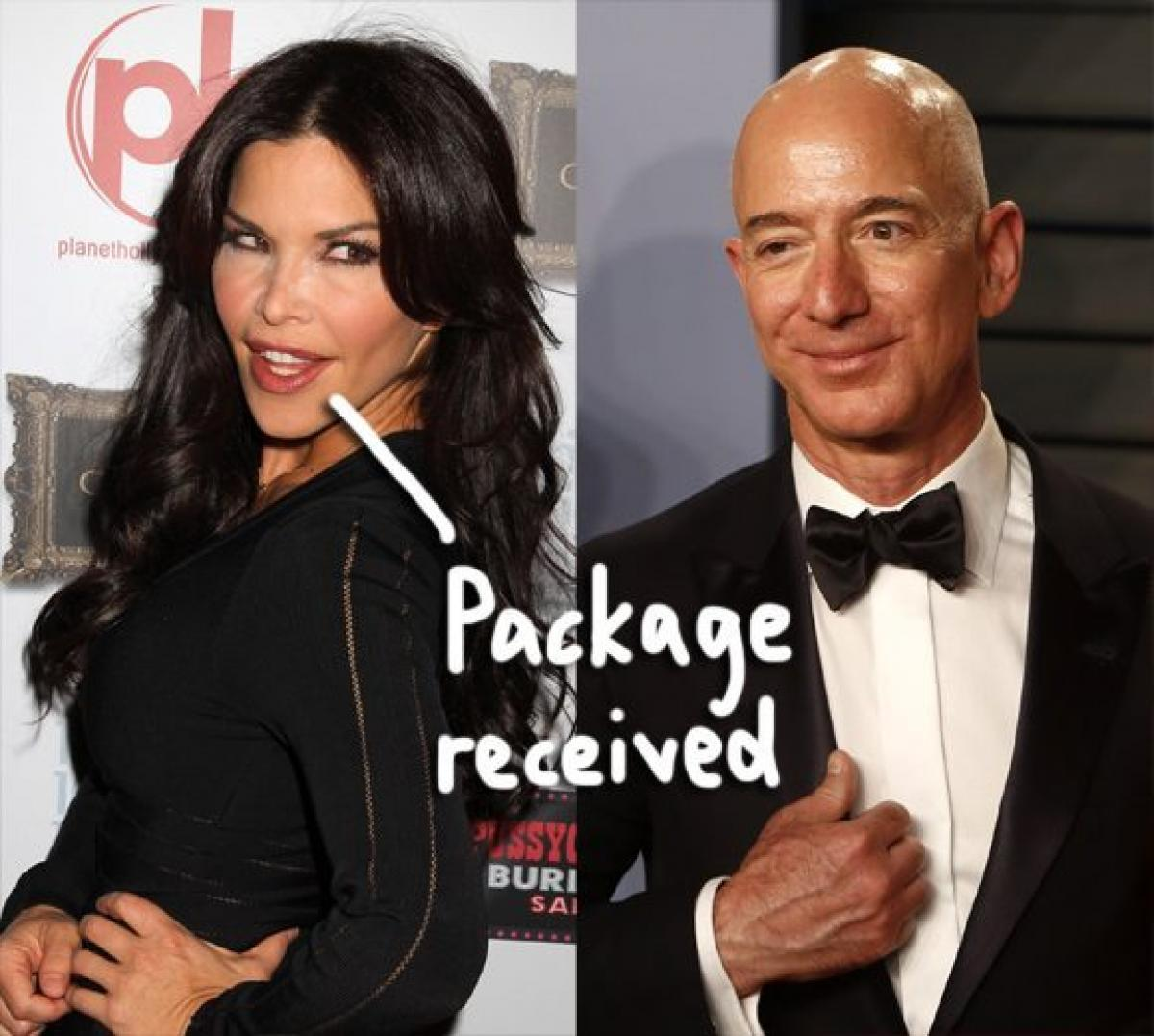 Jeff Bezos & New GF Lauren Sanchez Were Reportedly Sexting MONTHS Before Separating From Their Spouses!