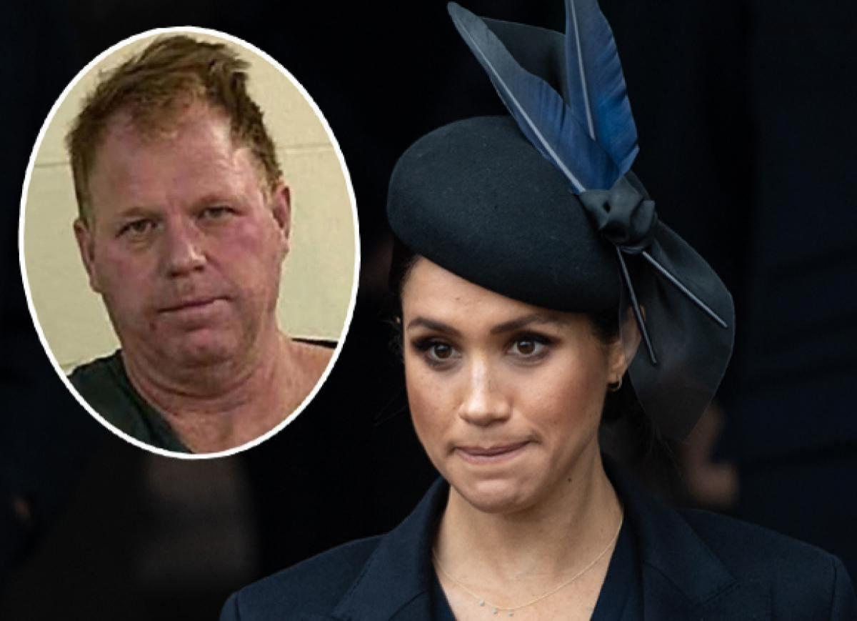 Meghan Markle's Half-Brother Arrested For DUI