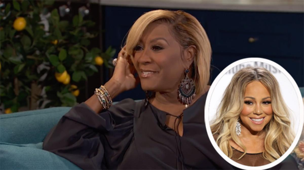 Patti LaBelle 'Had To Slap' Goddaughter Mariah Carey! WATCH HERE!