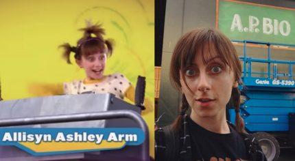Allisyn-Ashley-Arm sonny with a chance