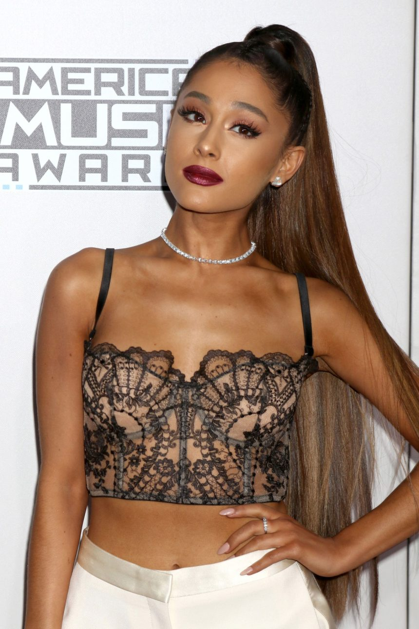 Ariana Grande Clarifies Tweeting & Deleting Angry Messages After Cardi B Beats Mac Miller At The Grammys