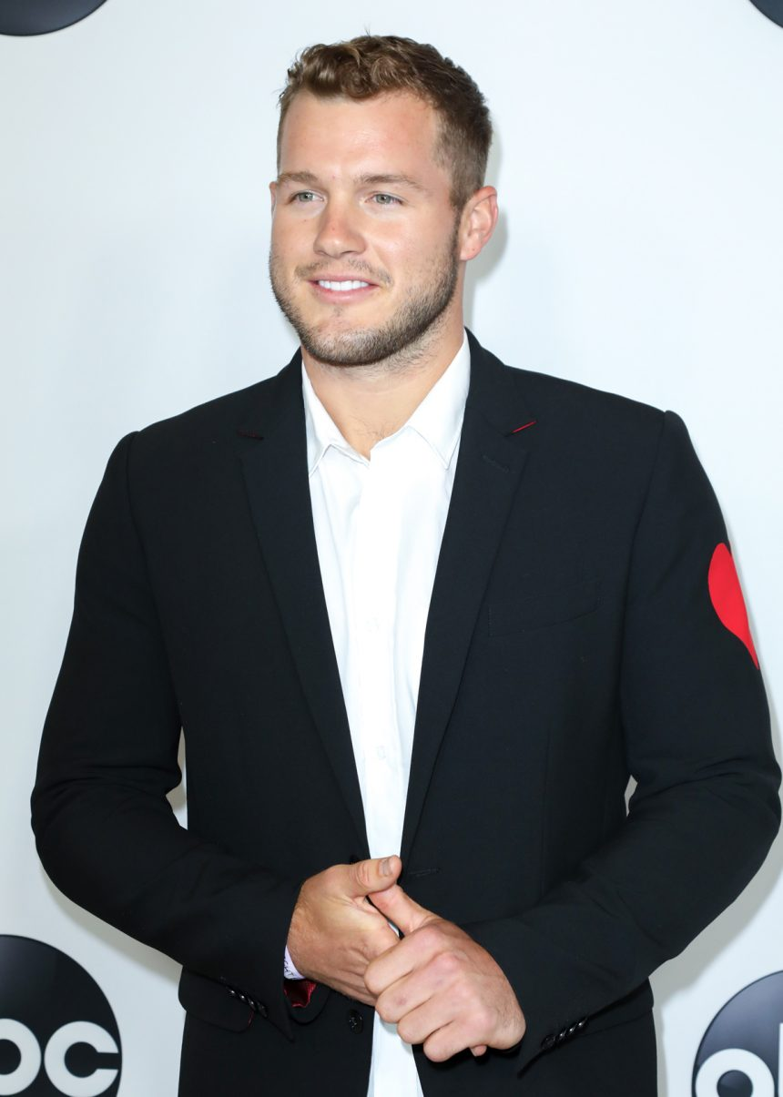 colton underwood - photo #7
