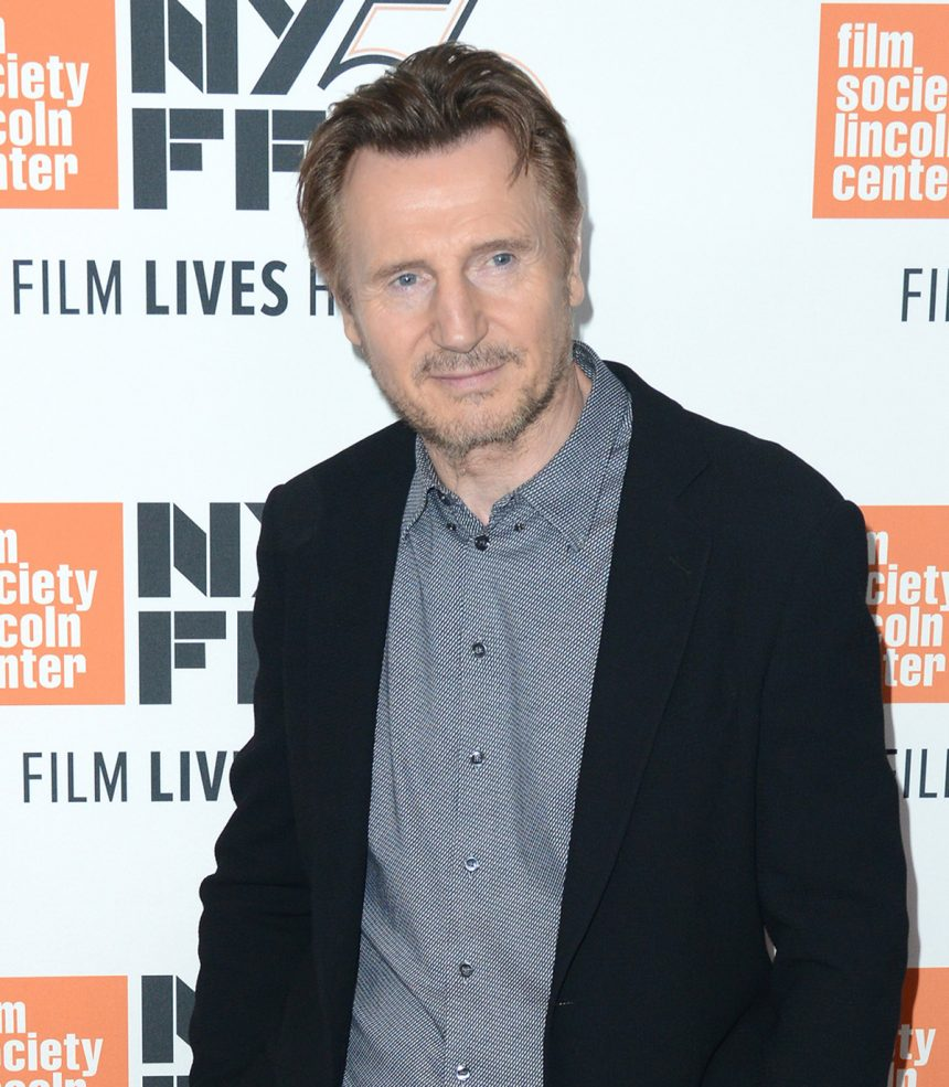 Liam Neeson admitted he wanted to kill when his friend was raped