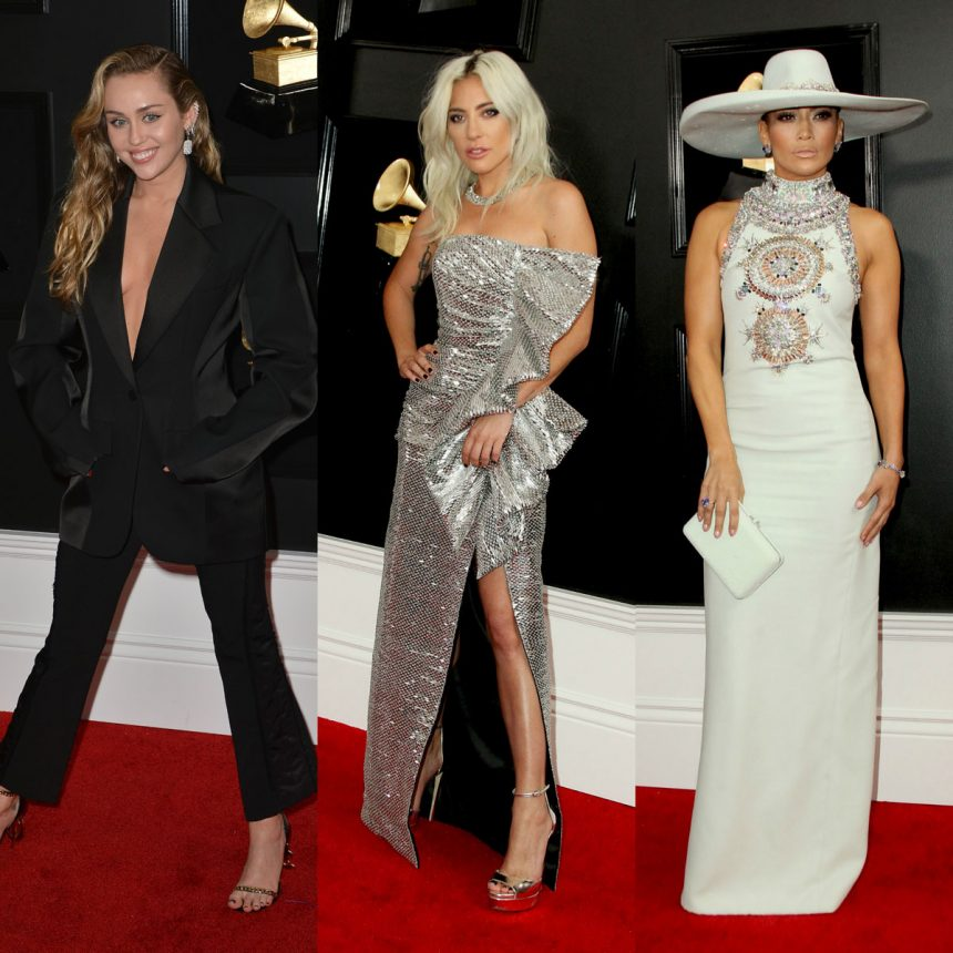 VOTE: What Was Your Favorite Look From The Grammys Red Carpet?