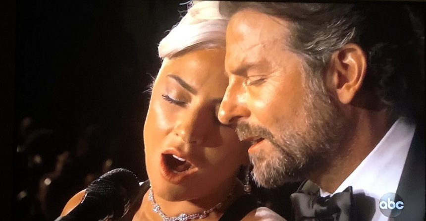 Lady Gaga Wins Best Original Song at Oscars 2019!
