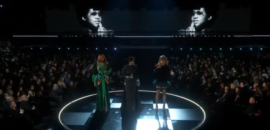 Fantasia Barrino, Yolanda Adams, & Andra Day Pay Tribute To Aretha Franklin At The Grammys!