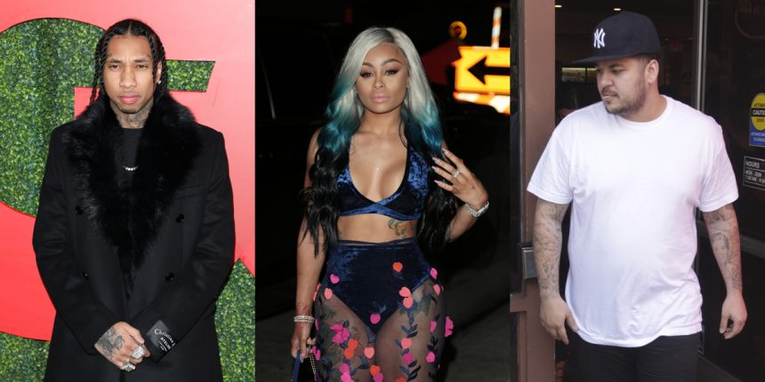 Blac Chyna and Soulja Boy Ignite Dating Rumors in New Photos