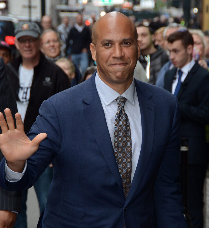 Senator Cory Booker Announces 2020 Presidential Run