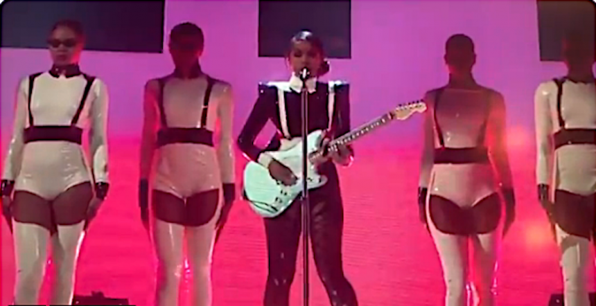 Grammys 2019: Janelle Monae Gives A HOT Performance! Watch!!