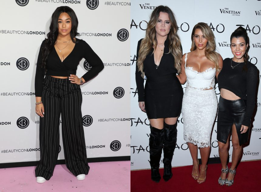 The Kardashians Are Blackballing Jordyn Woods Because She Cheated With Tristan Thompson