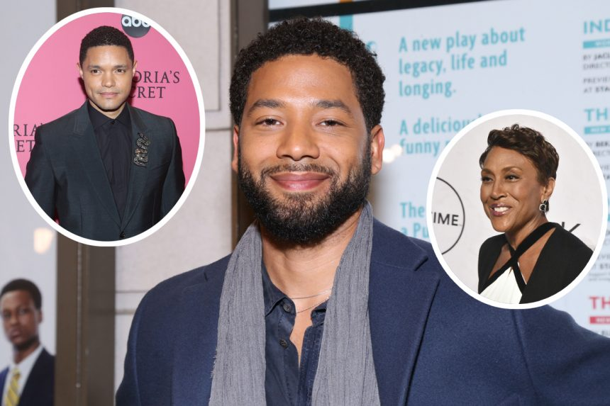 Charges Against Jussie Smollett In 2007 Included 'Providing False Information'