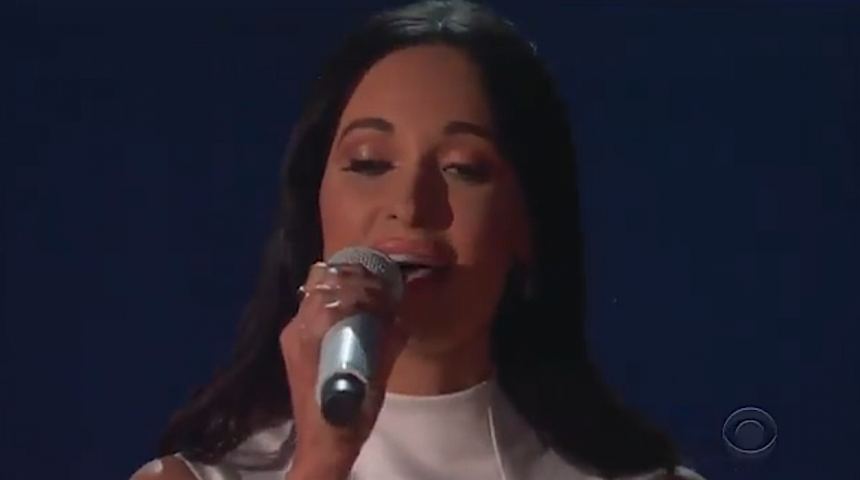 Kacey Musgraves Slows It Down For Her Amazing Grammys 2019 Performance! Watch!
