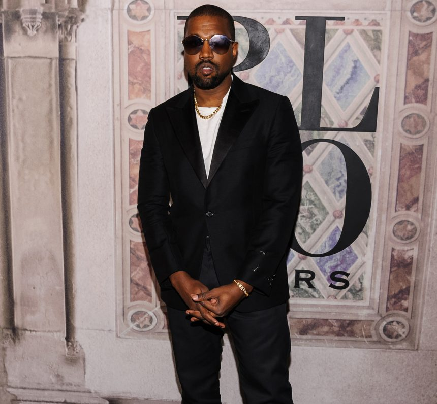 Kanye West's Signature Reportedly Forged in $1 Million Scam for NYFW Philipp Plein Performance