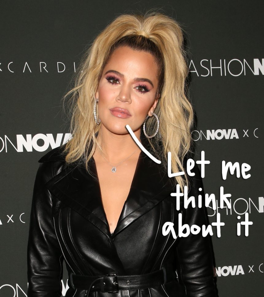Khloe Kardashian Responds To Fans Amid Tristan Thompson And Jordyn Woods Drama
