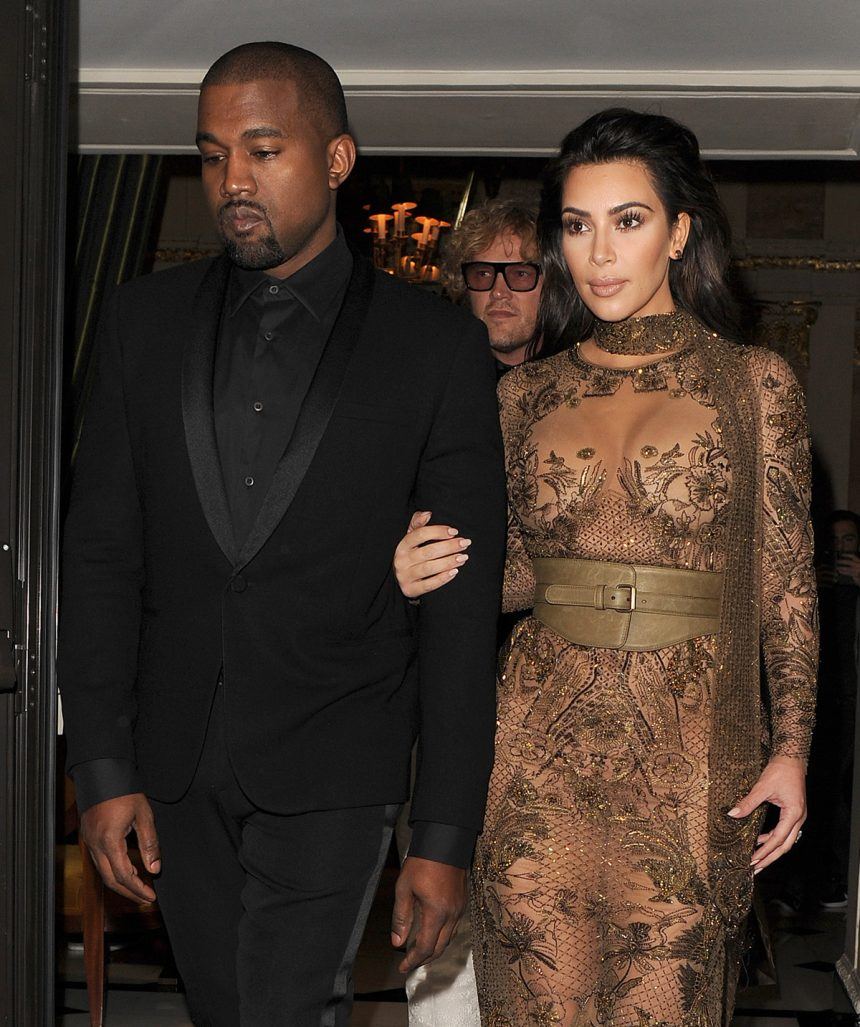 Kim Kardashian Is 'Not A Fan' Of Kanye West's Extravagant Spending!