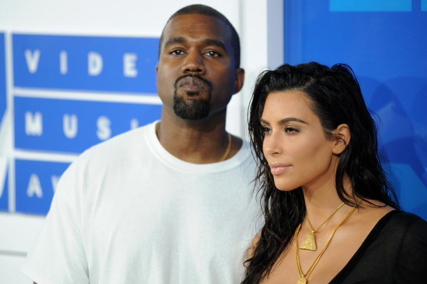 Kim Kardashian Just Threw Shade at the Fast Fashion Empire