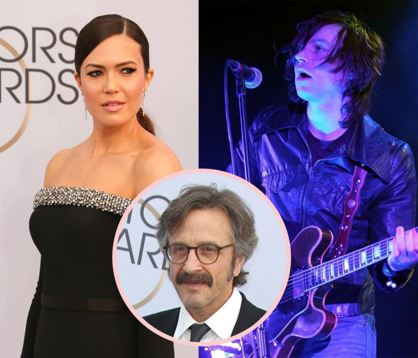 'I Was Drowning': Mandy Moore On 'Unhealthy' Marriage To Ryan Adams