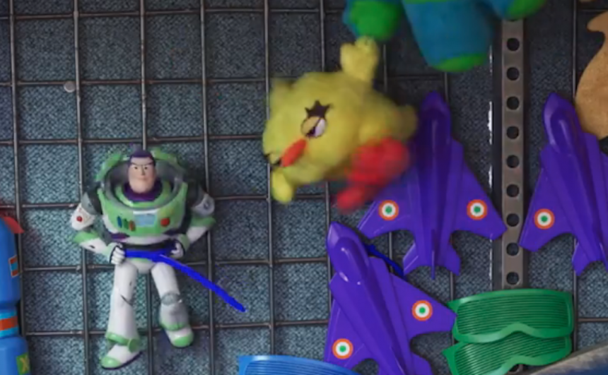 Toy Story 4 teaser trailer finds Buzz Lightyear in trouble