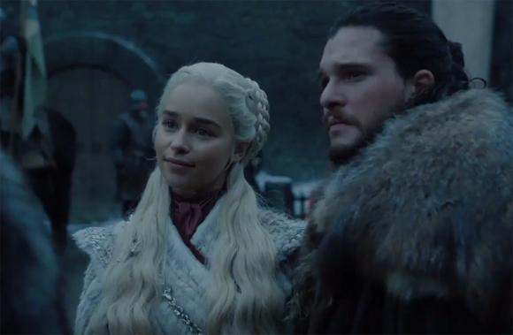 Daenerys Meets Sansa