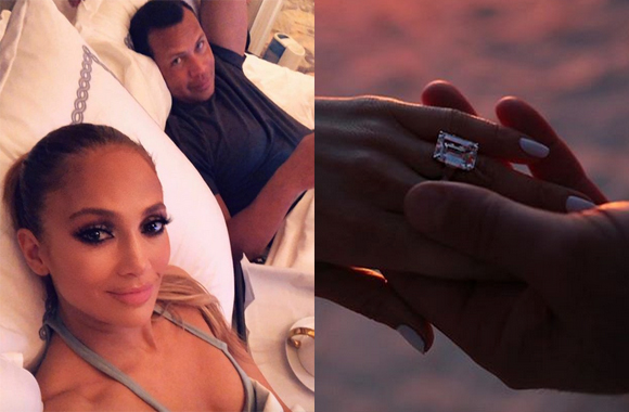 Jennifer Lopez and Alex Rodriguez finally engaged 2019