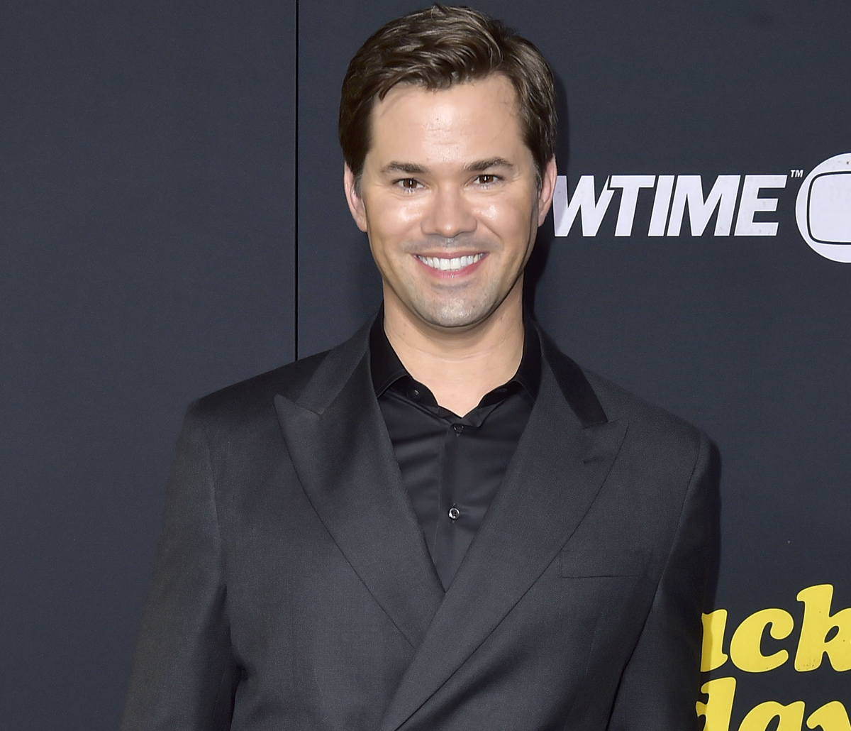 Andrew Rannells red carpet picture