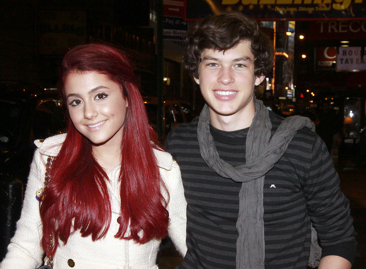 Ariana Grande Reunites With Another Ex For Dinner! - Perez ...Graham Phillips And Ariana Grande Tumblr