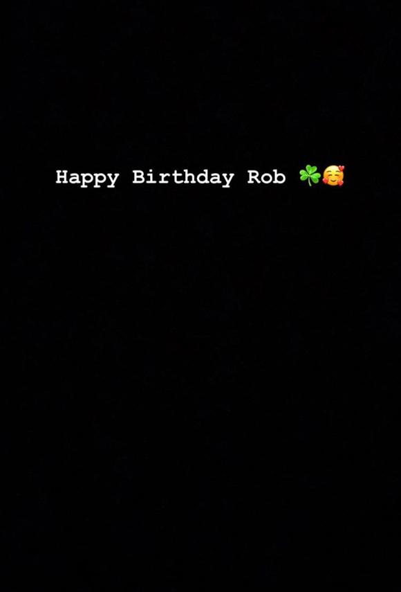 Happy birthday, Rob Kardashian!