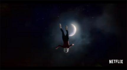 Sabrina Spellman can levitate in Season 2!