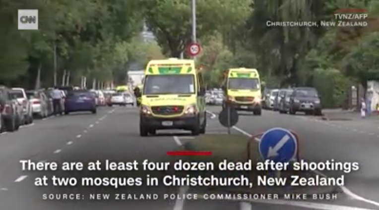 Terrorist Attack Christchurch: The Latest On The Christchurch Terrorist Attack: Mourning
