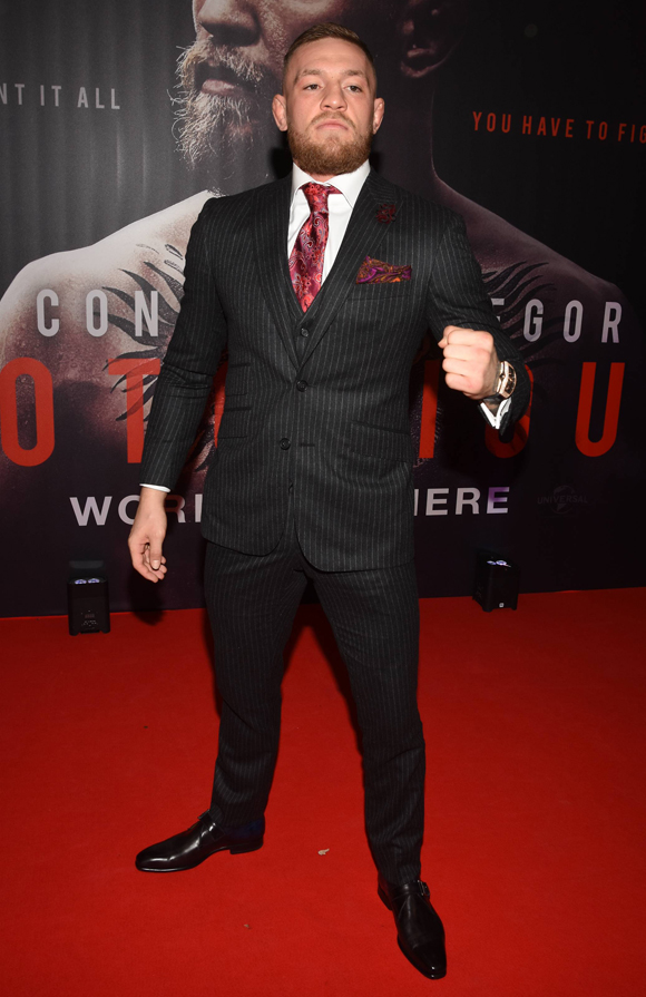 Conor McGregor is in MORE legal trouble!