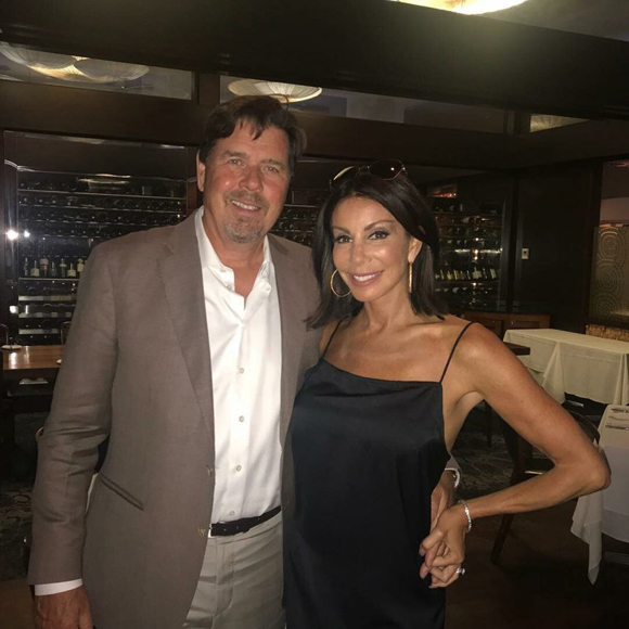 Danielle Staub has been engaged 21 times!