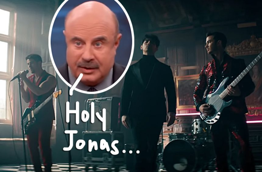 Dr  Phil Is More Excited About The Jonas Brothers' Comeback
