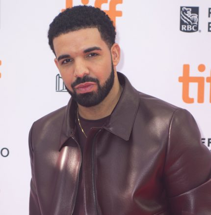Drake has big tattoo energy
