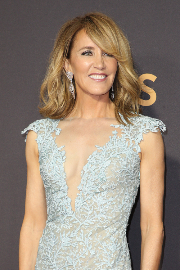 Felicity Huffman is no longer on social media!