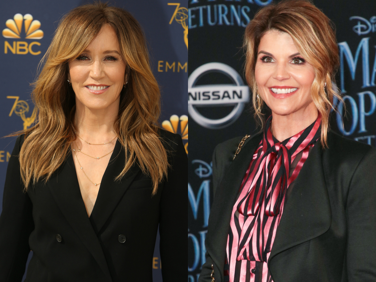 lori loughlin and felicity huffman named in $500 billion lawsuit