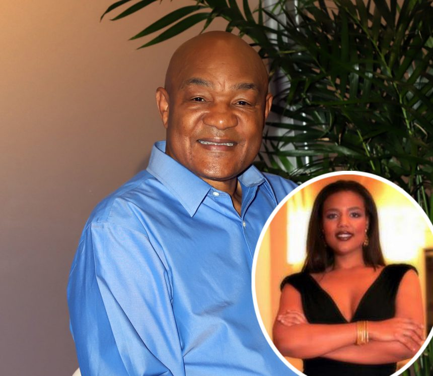 George Foreman shares tribute to late daughter Freeda