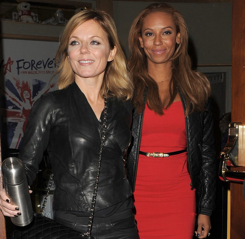 Mel B Claims She Slept With Geri Halliwell During The
