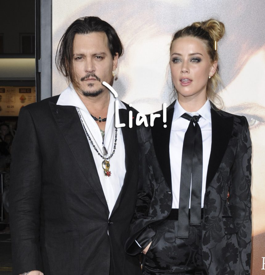 Johnny Depp sues ex-wife Amber Heard over article